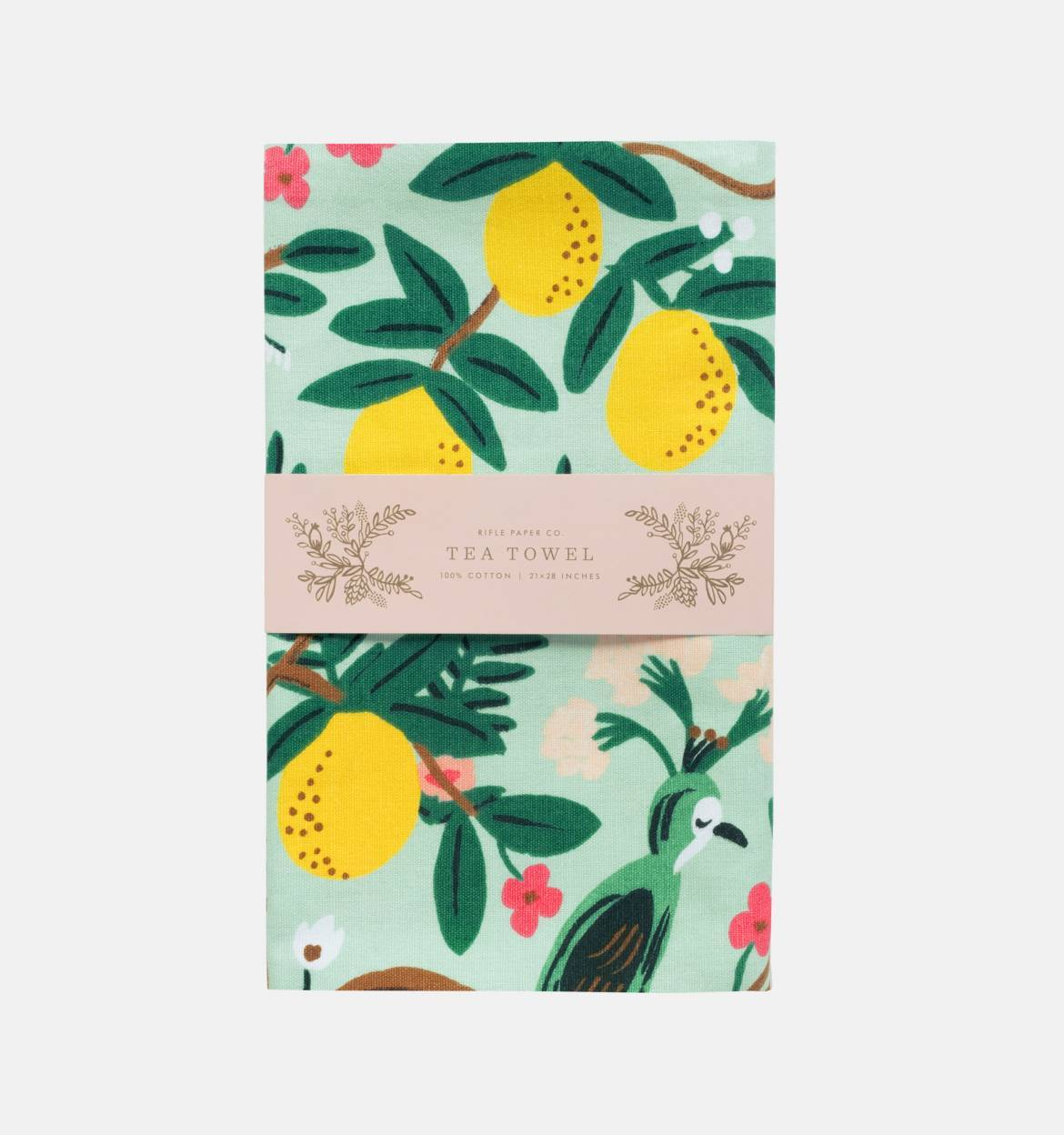 Rifle Paper Tea Towels Shanghai Garden
