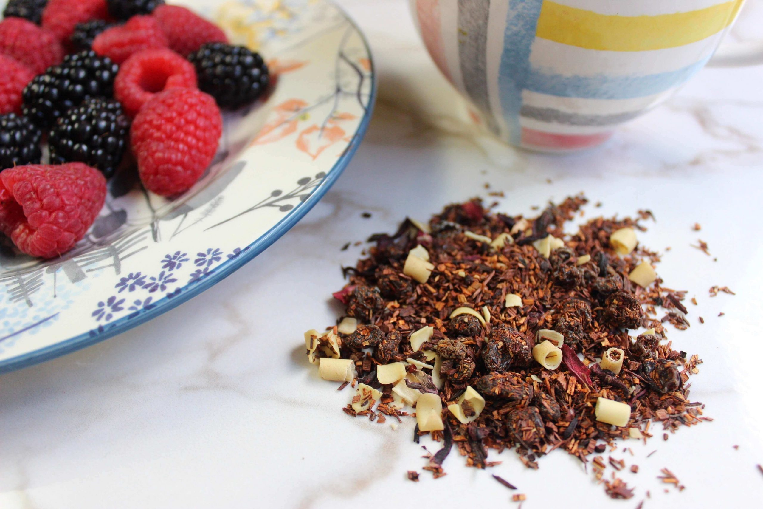 Tea Spotlight: Berry Confection