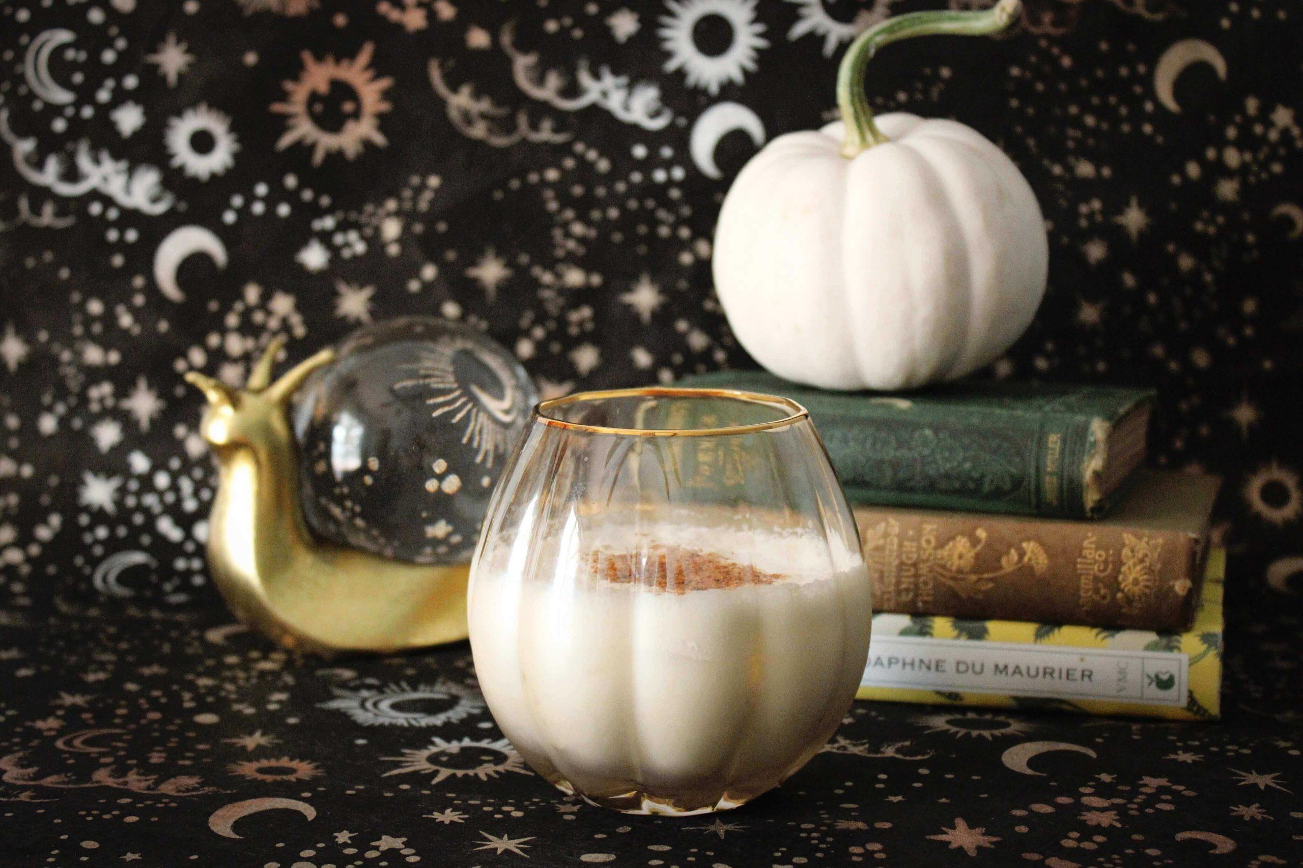 Tea Cocktail: The Great Pumpkin