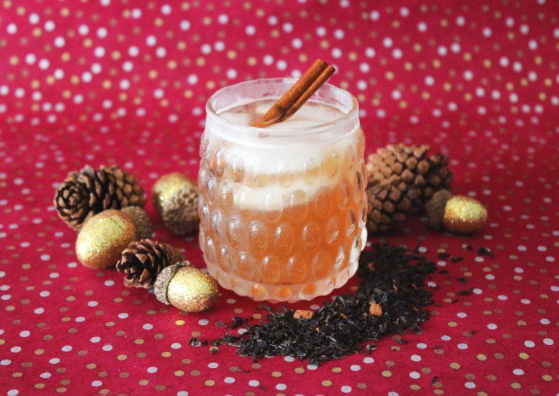 Tea Cocktail: Maple Mule